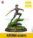 KM Batman Miniature Game Katana Rebirth English 2