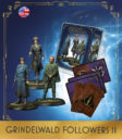 KM Harry Potter Miniature Game Grindelwald Followers II English 1