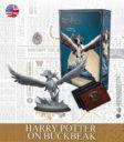 KM Harry Potter Miniature Game Harry On Buckbeak English 1