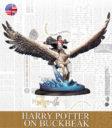 KM Harry Potter Miniature Game Harry On Buckbeak English 2