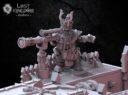 Lost Kingdom Miniatures Anzu Kanone 04