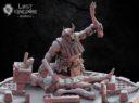 Lost Kingdom Miniatures Anzu Kanone 06