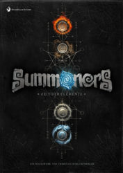 NRI Neverrealm Summoners Cover