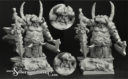 Scibor Miniatures Ogre Chief #6 1