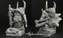 Scibor Miniatures Ogre Chief #6 3