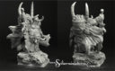 Scibor Miniatures Ogre Chief #6 4