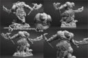 Scibor Miniatures Ogre Chief #7 2