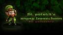 Angry Leprechaun Logo