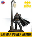 KnightModels Batman Miniature Game Batman Frank Miller Armor