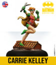 KnightModels Batman Miniature Game Oliver Queen Carrie Kelley 03