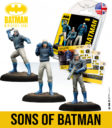 KnightModels Batman Miniature Game Sons Of Batman 01