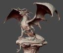 Lair Legendary Dragons 3D Printable Files For Miniatures 1