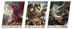 Lair Legendary Dragons 3D Printable Files For Miniatures 19