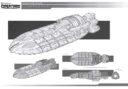 WC WarCradle Terran Battleship