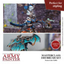 AP Army Painter Masterclass Drybrush Set 4