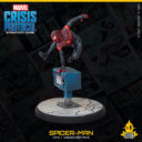 Atomic Mass Games Spider Man & Ghost Spider 2