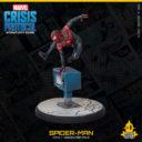 Atomic Mass Games Spider Man & Ghost Spider 2