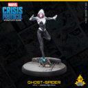 Atomic Mass Games Spider Man & Ghost Spider 3