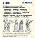 BG This Very Ground French & Indian Wars Kickstarter 8