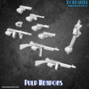 Bombshell Pulp Heroes8