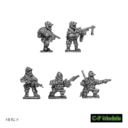 CP Mercs With MG 15mm