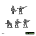 CP Mercs With RPG 15mm