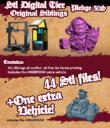 Chibi Siblings Of Chaos Kickstarter24