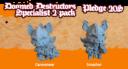 Chibi Siblings Of Chaos Kickstarter4