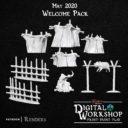 Digital Workshop Welcome Pack