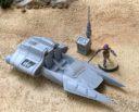 Little Metal Spaceships Speeder