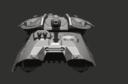 Little Metal Spaceships Speeder10
