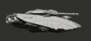 Little Metal Spaceships Speeder8