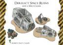 MS Miniature Scenery Derelict Space Ruins 1