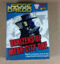 Unboxing Judge Dredd Starter Review Denizens 08