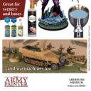 AP Army Painter Warpaints Airbrush Medium 5