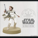 FFG STar Wars Legion Padme 2