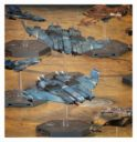 Games Workshop Aeronautica Imperialis Tiger Shark Fighter Bombers Der T'au Luftkaste 2