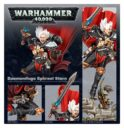 Games Workshop Daemonifuge – Ephrael Stern & Kyganil 2