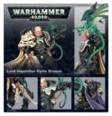 Games Workshop Lord Inquisitor Kyria Draxus Vom Ordo Xenos 2