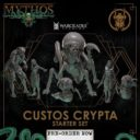 Mythos Custos Crypta Faction Starter Set 01