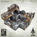 Tabletop Scenics Frostgrave City Ruins 3