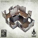 Tabletop Scenics Frostgrave City Ruins 7