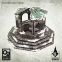Tabletop Scenics Frostgrave Enchanted Well 1