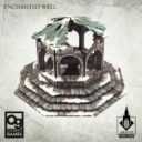 Tabletop Scenics Frostgrave Enchanted Well 2