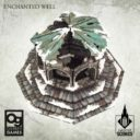 Tabletop Scenics Frostgrave Enchanted Well 3