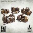 Tabletop Scenics Frostgrave Marketplace Remains 1
