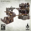 Tabletop Scenics Frostgrave Silent Tower 1