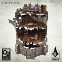 Tabletop Scenics Frostgrave Silent Tower 3