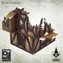 Tabletop Scenics Frostgrave Silent Tower 6