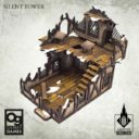 Tabletop Scenics Frostgrave Silent Tower 7